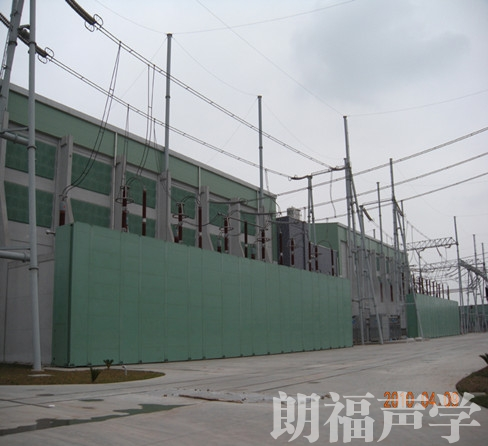云南省大姚县110KV变电站噪声治理