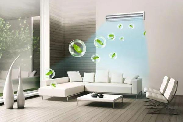 家用中央空调的特点