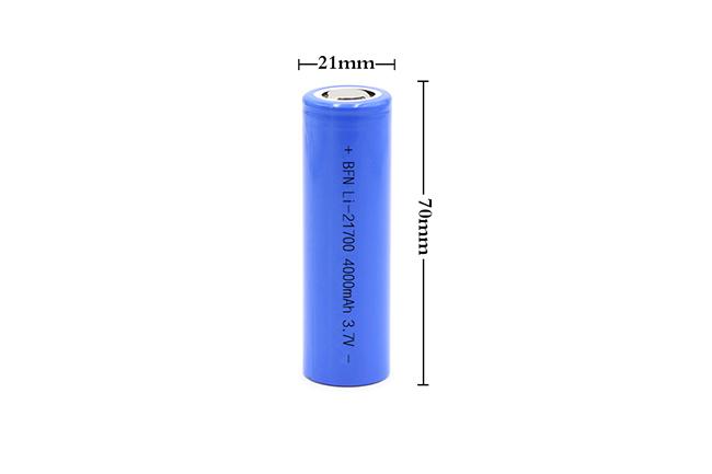 BFN 21700 4000mAh 3.7V 中倍率高容量电池/电动车电池