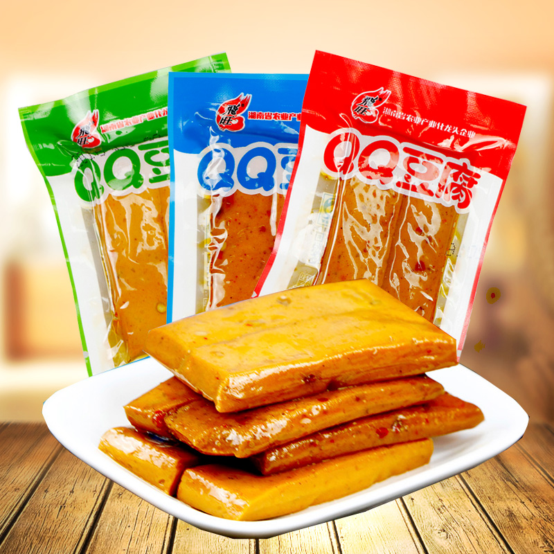 散称QQ豆腐