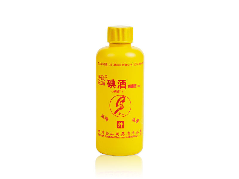 碘酒消毒液100ml