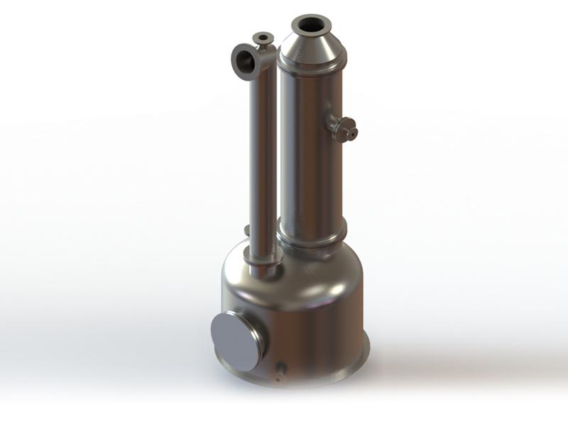 尾(废)气处理设备和工程
