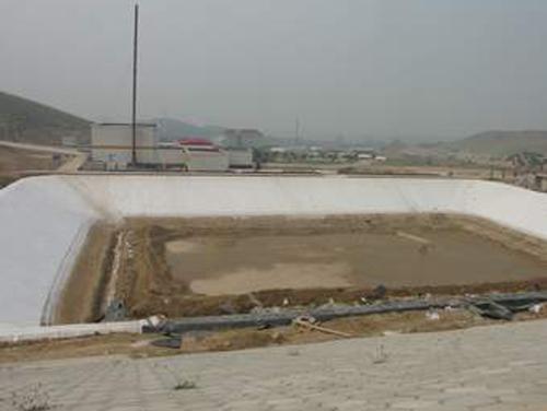 合肥市生活垃圾处理场防渗、防水工程