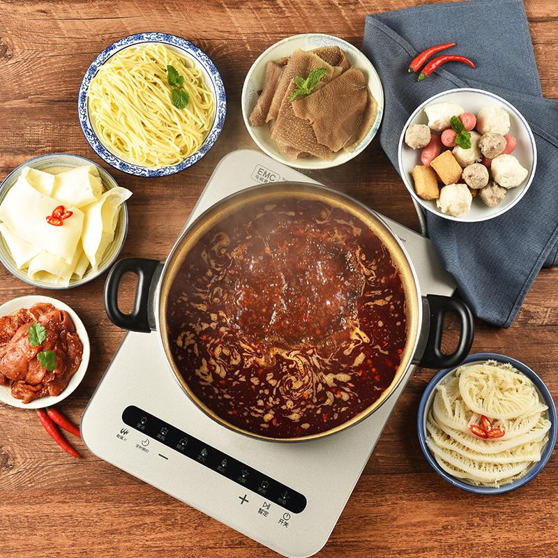 重庆风味火锅家宴4-6人份套餐