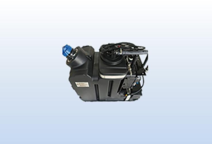 尿素箱 Urea tank