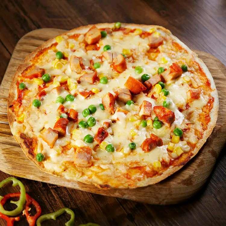 7寸薄底披薩