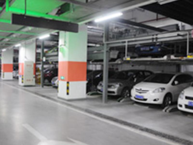 立体车库在广州:我太难了
