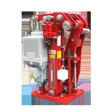 电力液压盘式制动器