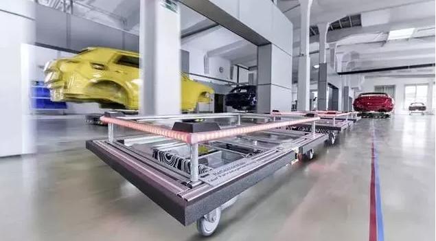 鄭州航宇防爆電機概念設計—未來電機工廠是這樣的!你造嗎?