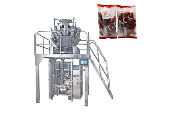 颗粒包装机 食品包装机 HT-VP52A食品颗粒包装机配多头秤