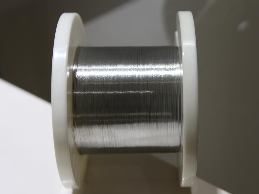 微細圓形焊帶