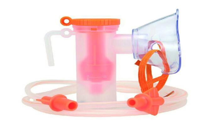 谨慎儿童呼吸道疾病复发,建议选择家用压缩式雾化器