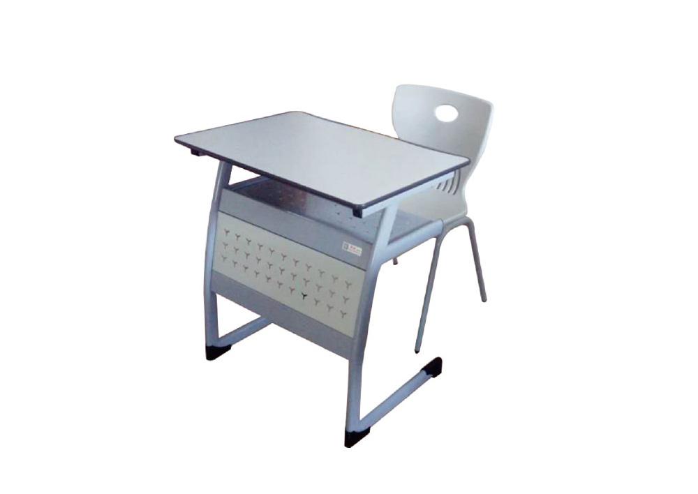 YDK-8-B型单人课桌椅