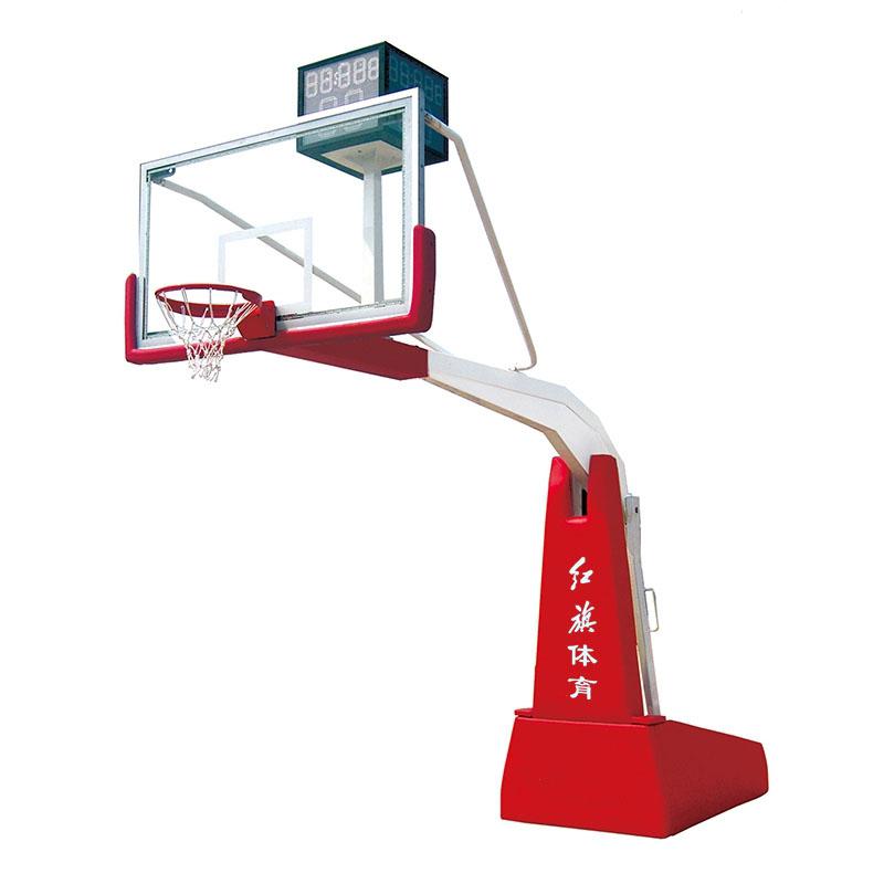 HQ-1000A 高级比赛弹性平衡篮球架
