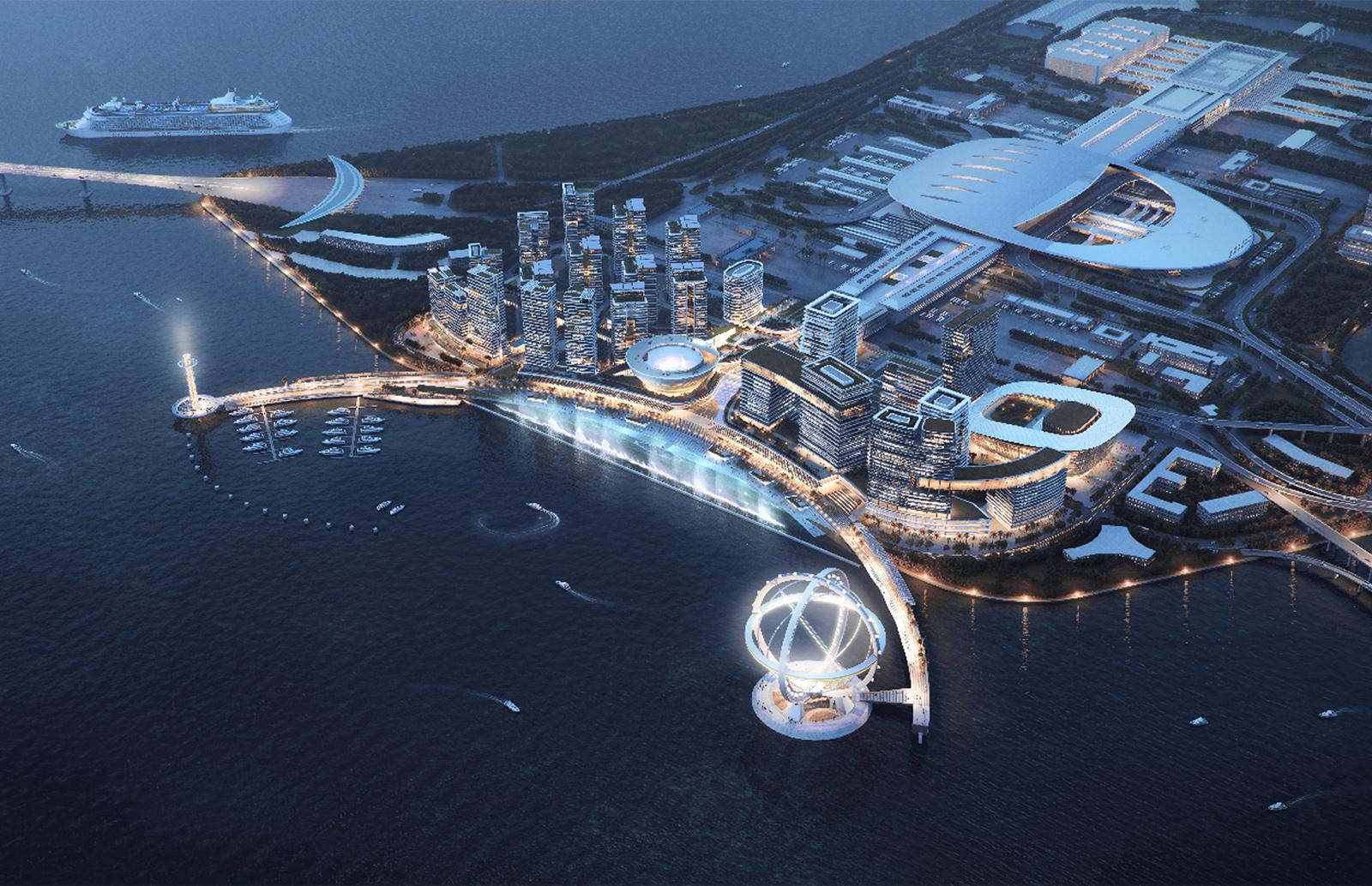 珠海港珠澳合作创新中心