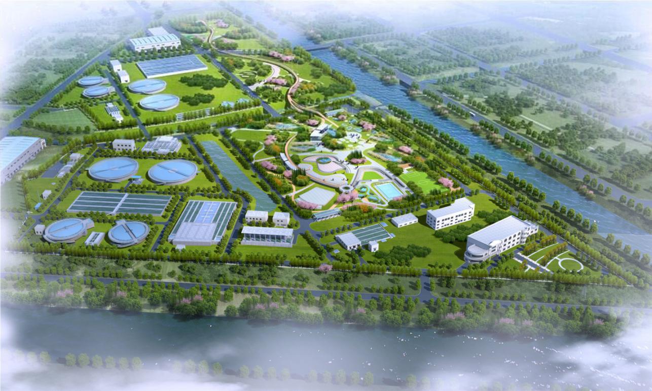 上海安亭污水处理有限公司