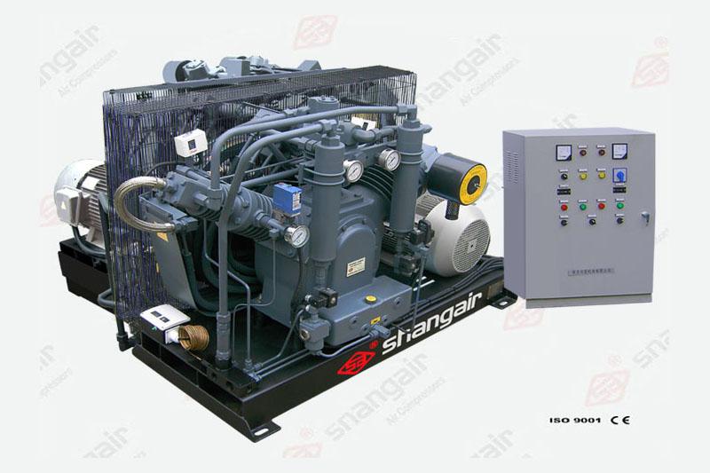 60WHS、70WHS空氣壓縮機(雙機)