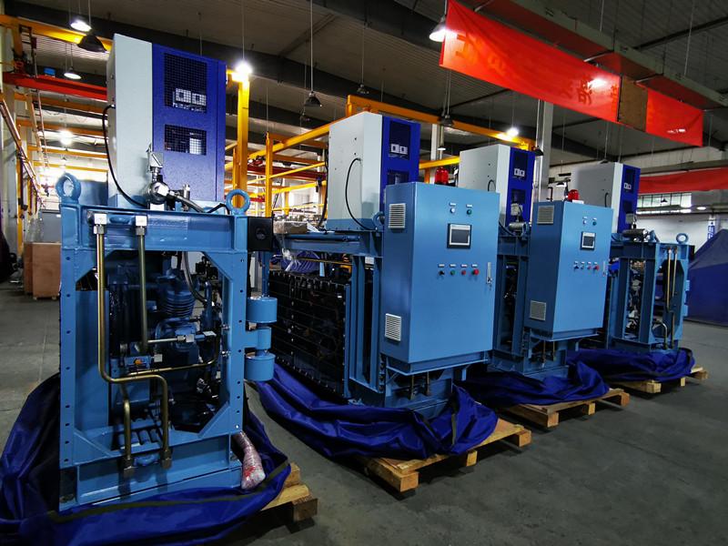 尚愛核電站空氣壓縮機--紅沿河核電配套項目順利交付