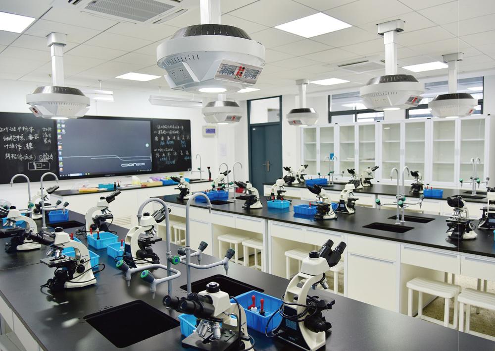 生物实验室/准备室