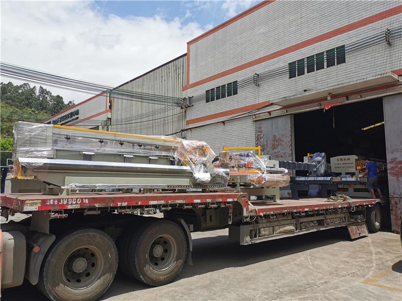 7月加油!陶瓷加工厂上岩板加工设备,全套生产线发货