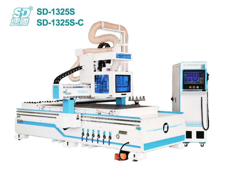 圆盘换刀加工中心 SD-1325S SD-1325S-C