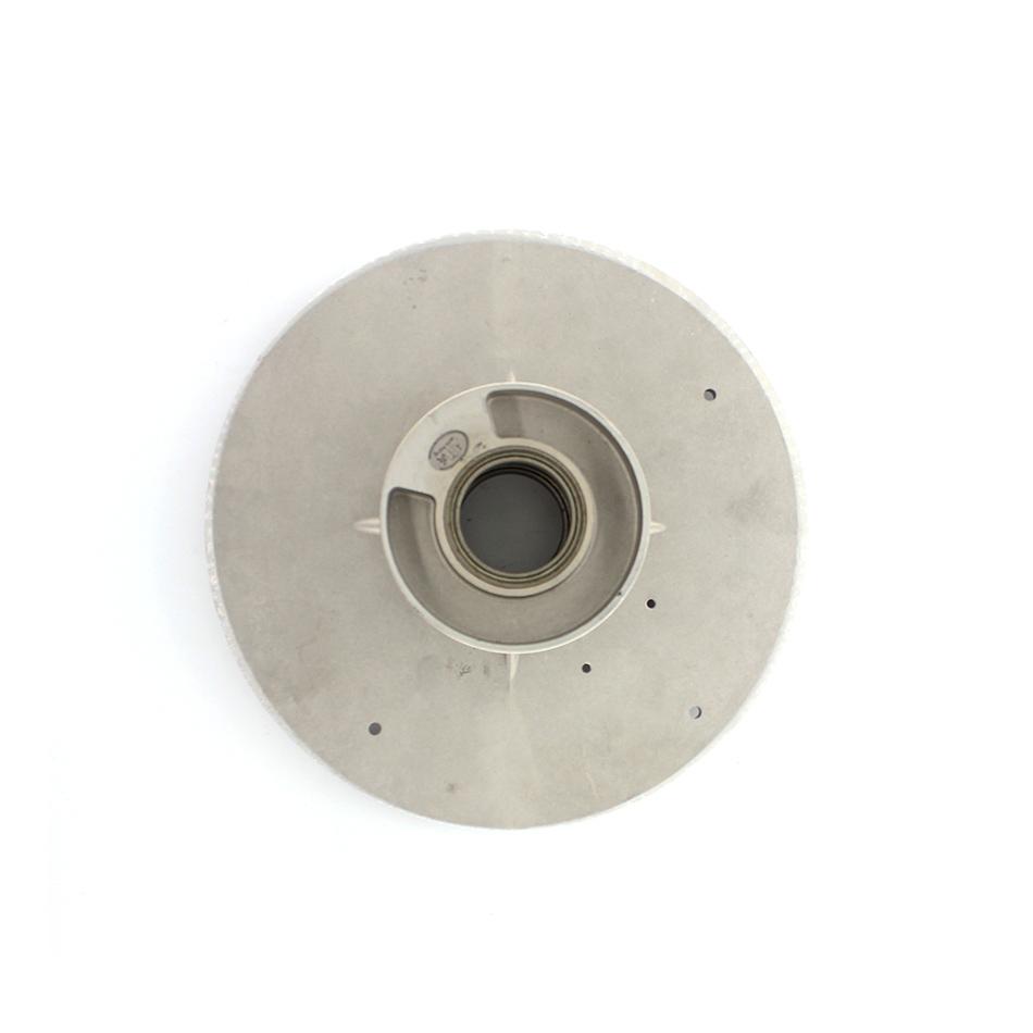Aluminum alloy die casting Mold processing