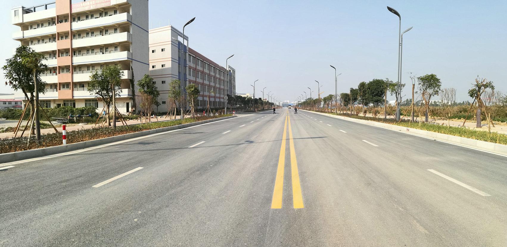 翠亨新区起步区翠澜道(和信路至和清路)道路改造欧宝直播足球直播