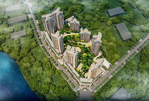 上霞湖庭項目