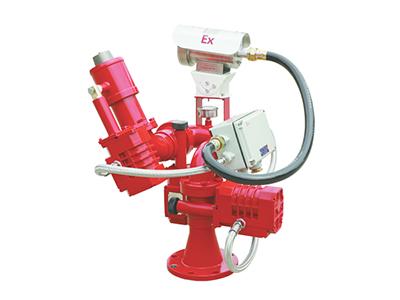 固定式電控消防水炮