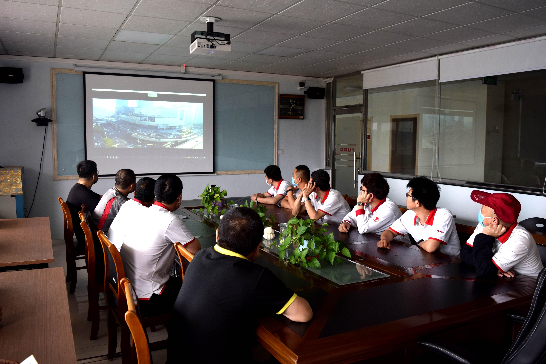 安全生产月活动---消防安全培训