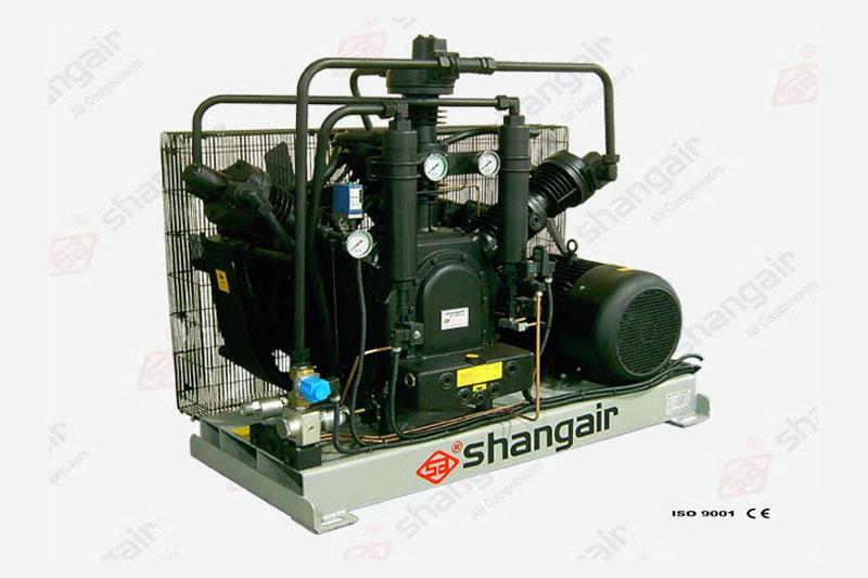 42WZ系列增壓空氣壓縮機(單機)
