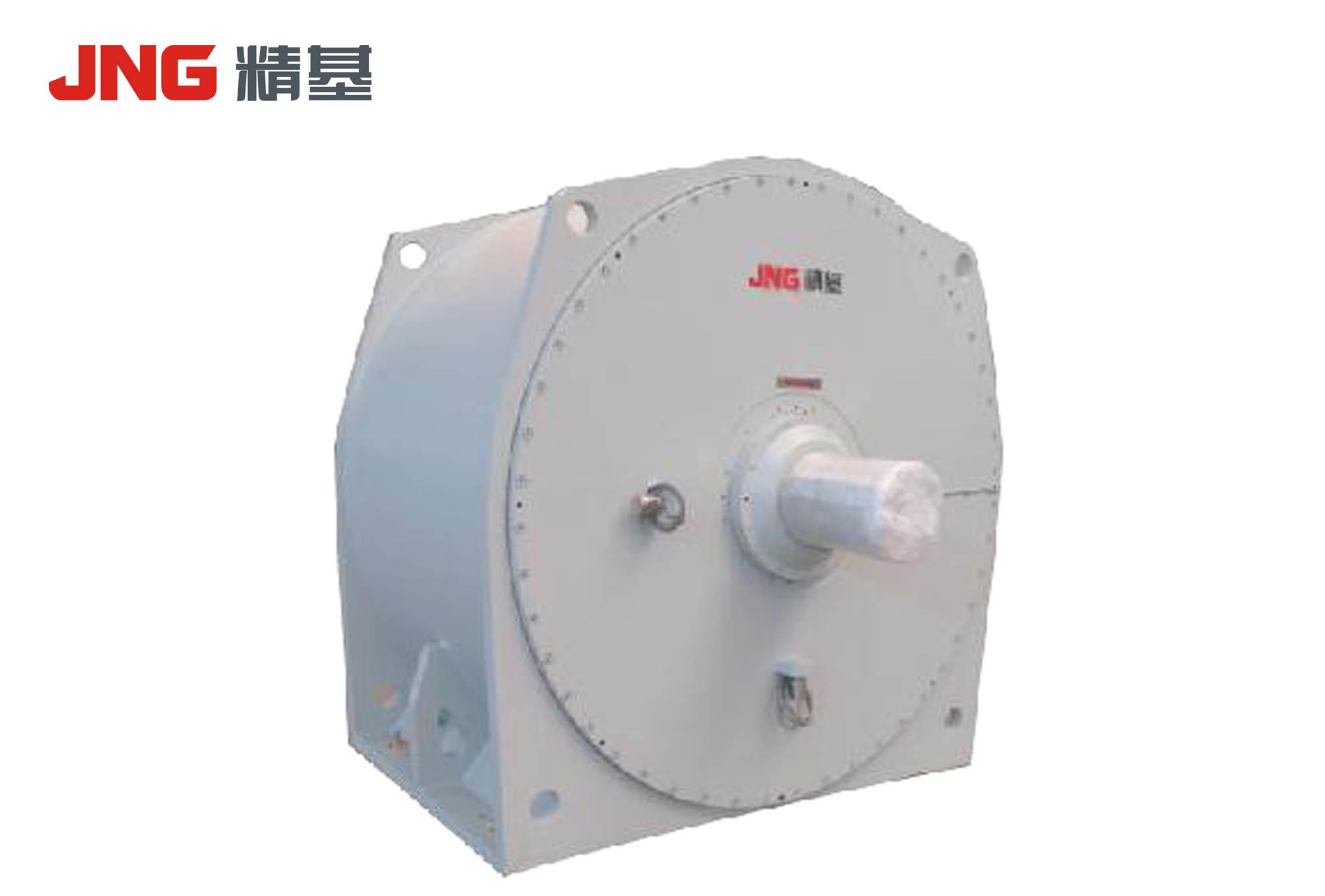 水泥磨机用三相永磁同步变频电动机