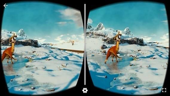 VR技術與應用