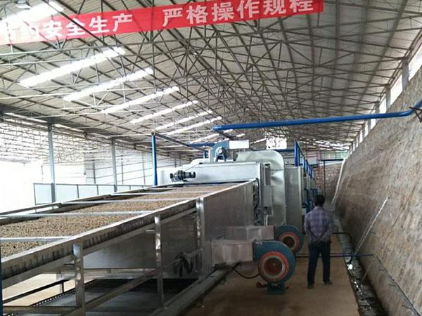 云南孟連多用途農副產品烘干機應用案例