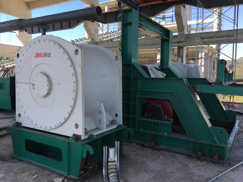 精基PVD系统在三家子铁矿顺利装机