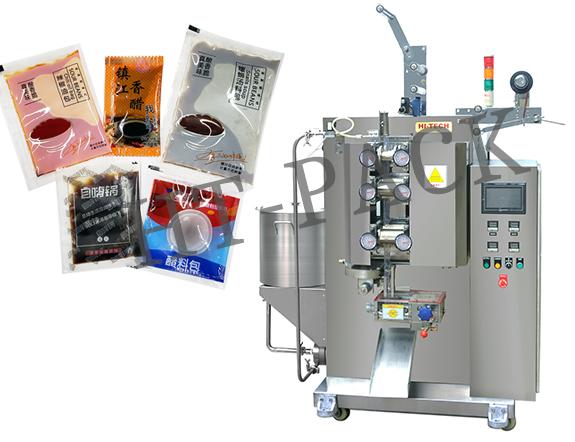 袋装液体包装机 全自动水剂包装机
