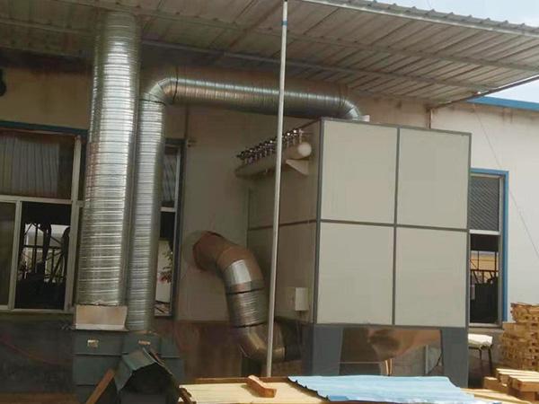 木器廠除塵設備