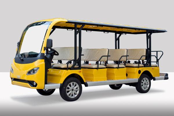 新款14座電動觀光車(G2H14)