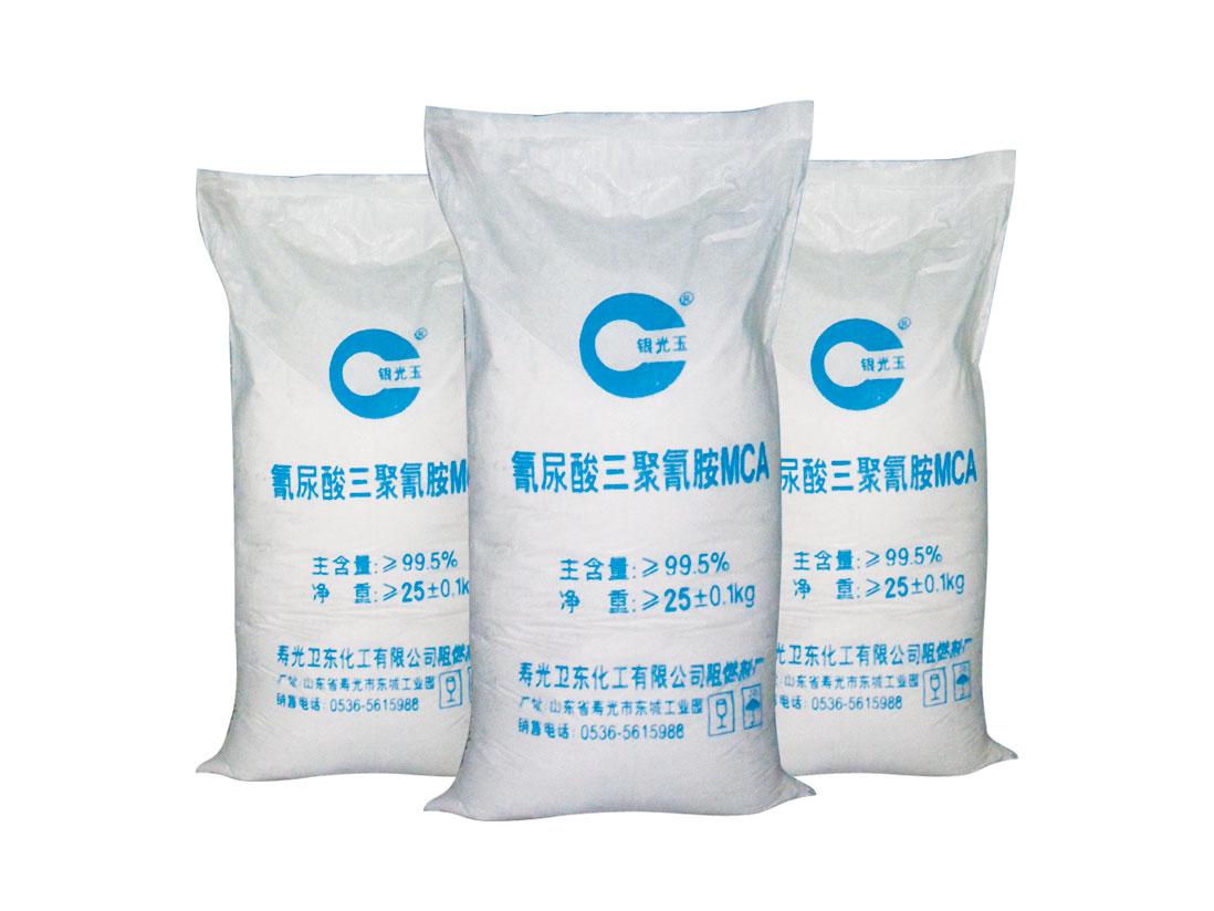 氰尿酸三聚氰胺(MCA)
