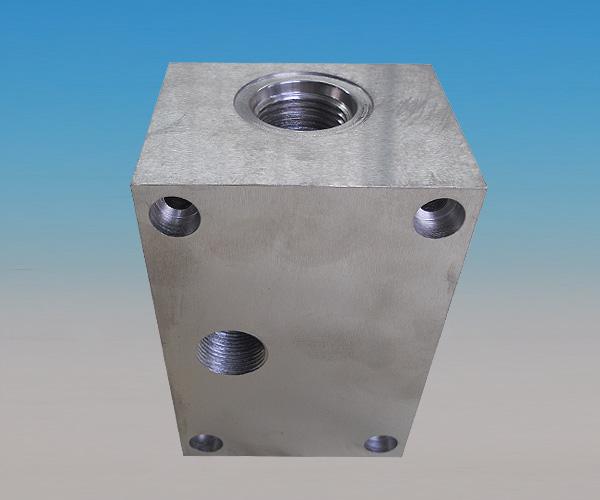 數控銑加工零件2
