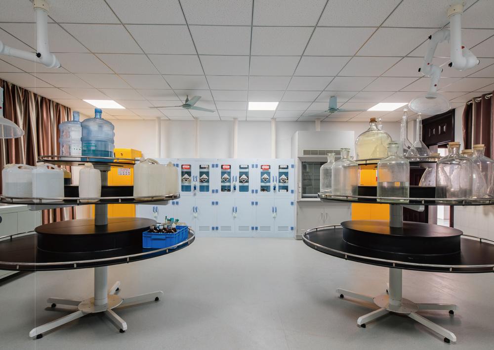 化学实验室/准备室