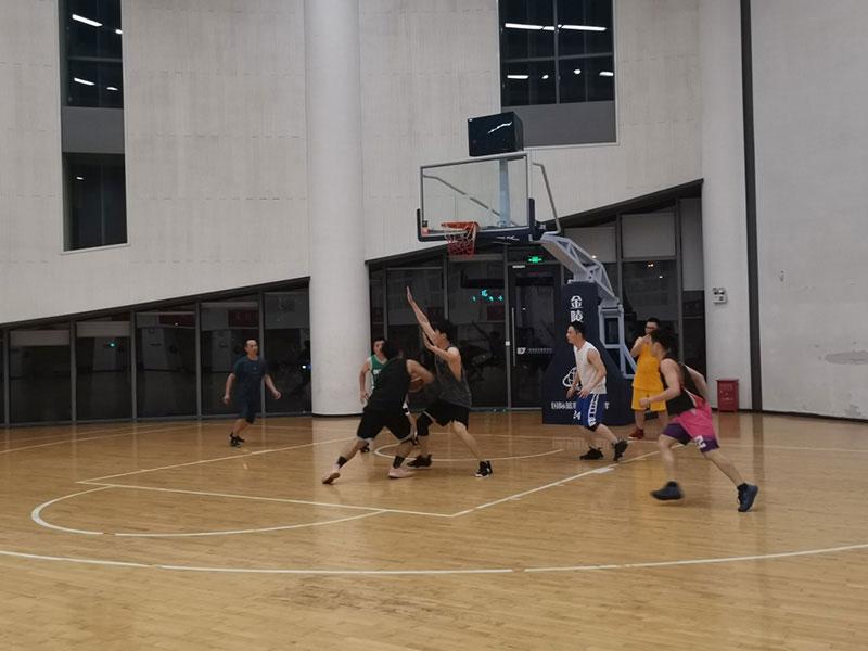 乘奥运精神  展纳诺风采——纳诺科技第三届篮球赛圆满结束