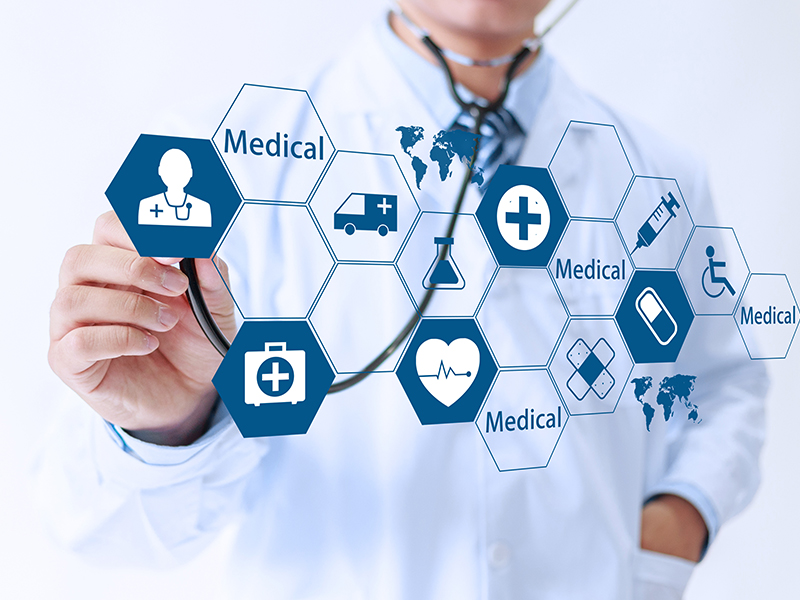 我國醫療器械公司區域分布表現兩極分化局面