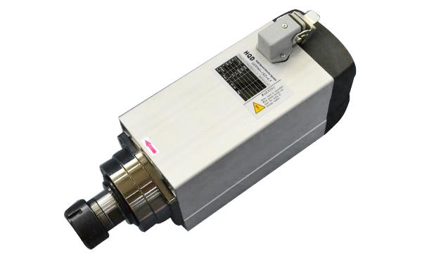 高速电主轴的两种冷却方法