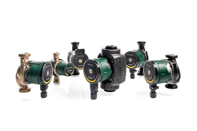 湿转子电子控制循环泵 EVOSTA 2