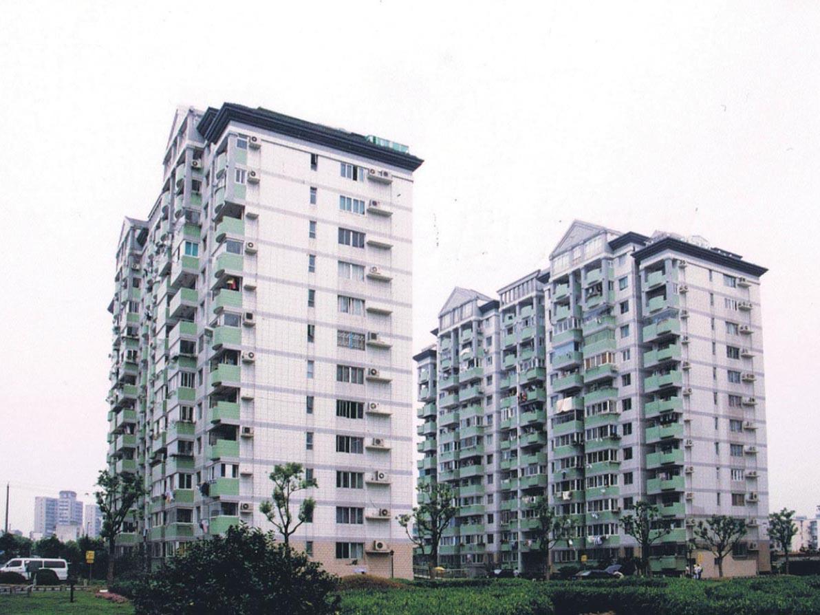 上海昌里花园6、9号楼