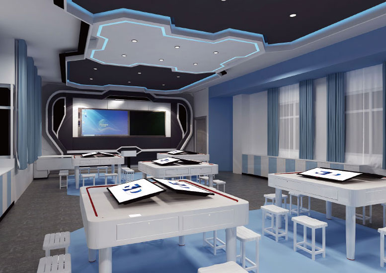 机器人教室