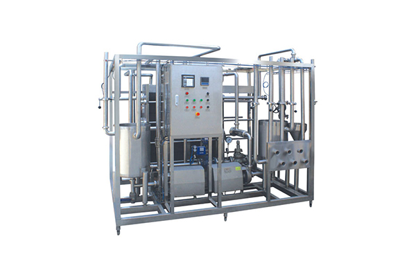 Sub-high-temperature sterilization machine (HTST)