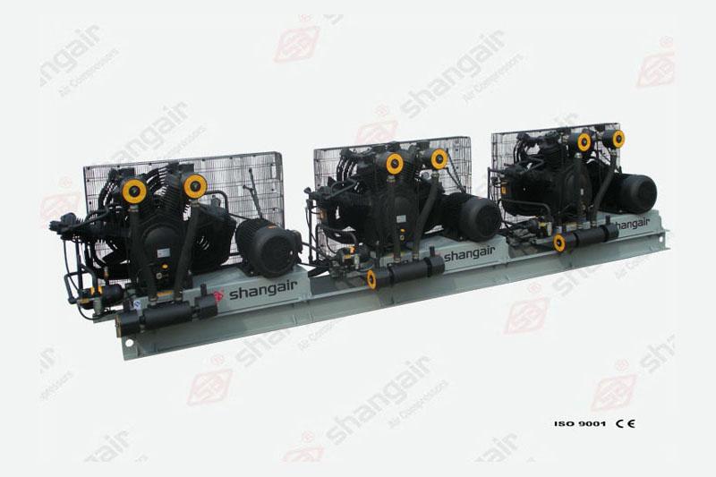 84SH系列空氣壓縮機(三機)