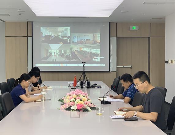 上海华体会体育集团召开党史学习教育专题党课